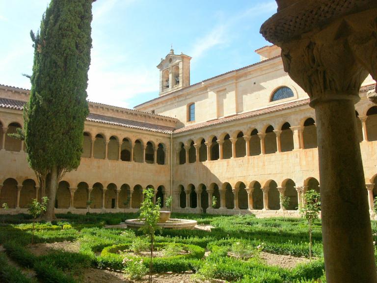 サント・ドミンゴ・デ・シロスの修道院