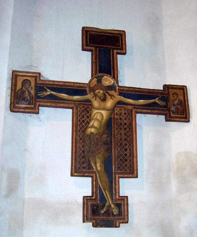 ジュンタ・ピサーノの磔刑像