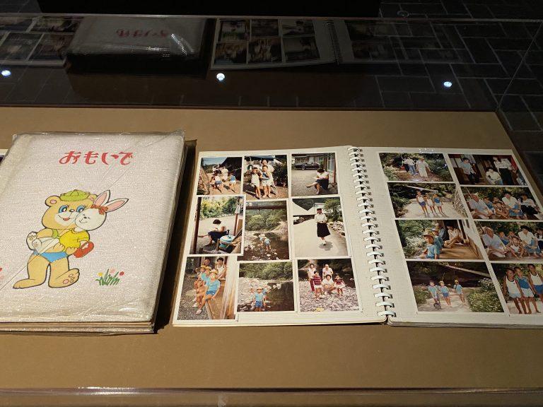 増山たづ子による写真アルバム。