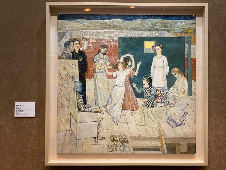 シルヴィア・ミニオ=パルウエルロ『家族の肖像』