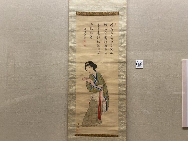 円山応挙『楚蓮香図』 日本・江戸時代 寛政6年(1794) 個人蔵