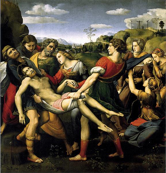 「キリストの埋葬」