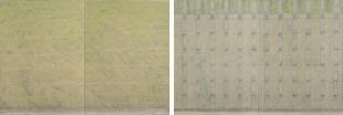 吉田善彦 《桂垣》 1960(昭和35)年 紙本・彩色 山種美術館 © Noriko Yoshida 2021 /JAA2100171