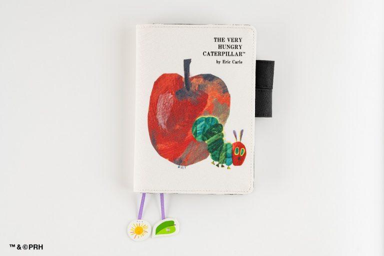 「ほぼ日手帳」オリジナル手帳カバー はらぺこあおむし「おなかがぺっこぺこ」