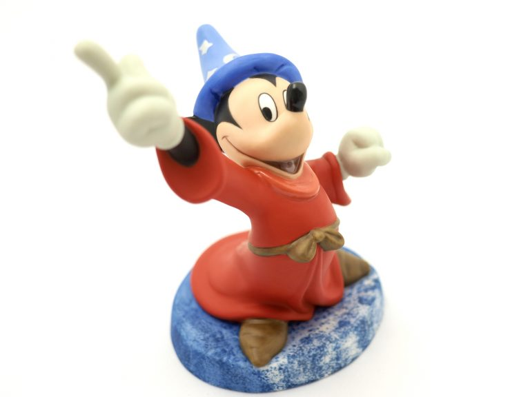 WDCC Sorcerer Mickey / Summoning the Stars