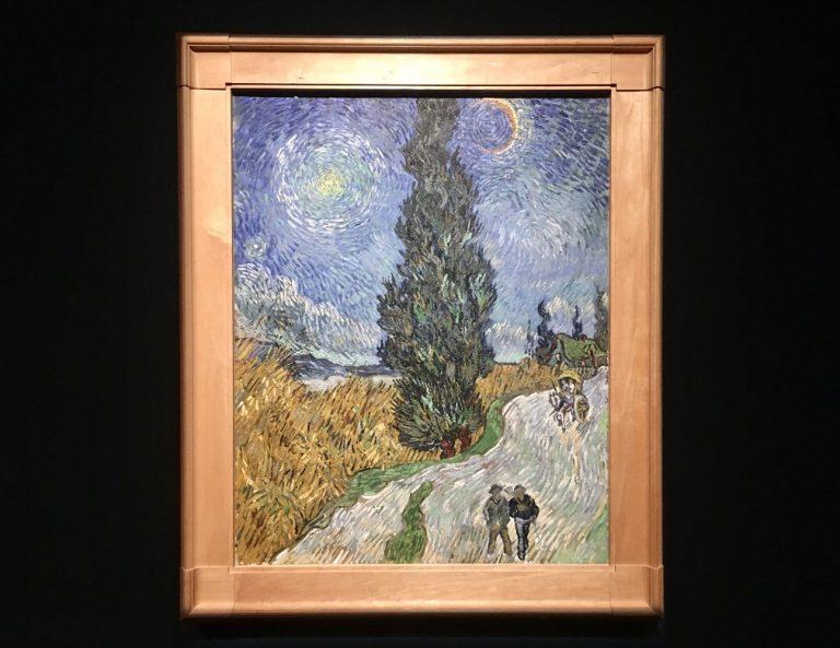 フィンセント・ファン・ゴッホ《種をまく人》1888年6月17日-28日頃 クレラー=ミュラー美術館
