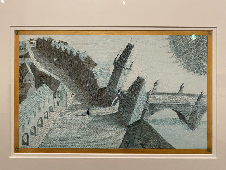 日本初の大回顧展『ピーター・シスの闇と夢』